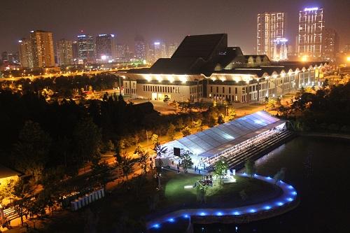Lễ hội bia Đức 2015 tại Hà Nội