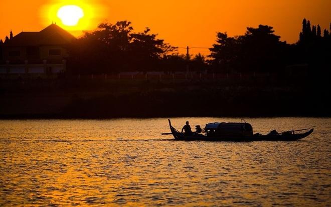 Mekong vào top tuyến đường sông phải đi năm 2016
