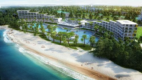 Nha Trang có nhiều khách sạn 5 sao lớn nhất Việt Nam
