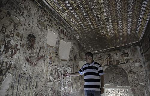 Ai Cập mở mộ cổ để chiêu khách sau thảm kịch máy bay Nga