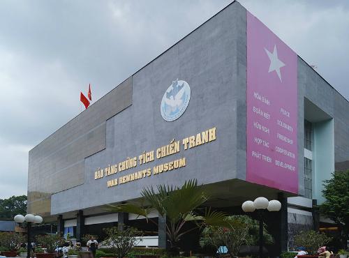 Bảo tàng Chứng tích Chiến tranh vào top điểm đến Đông Nam Á