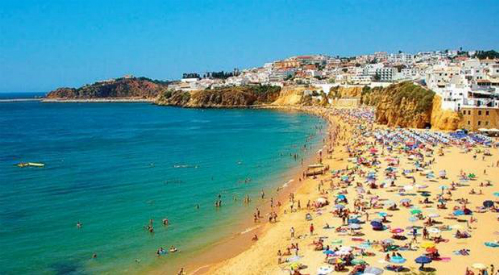 Du khách chết đuối ngoài khơi bờ biển Bồ Đào Nha