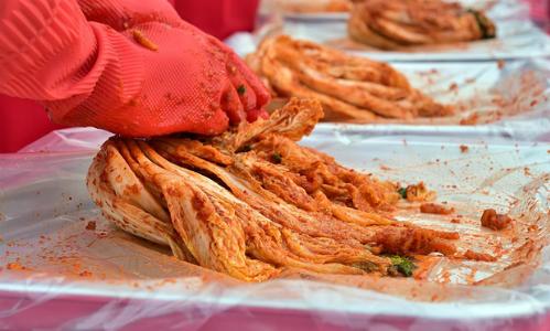 Kimchi đỏ Triều Tiên có thể được công nhận là di sản thế giới