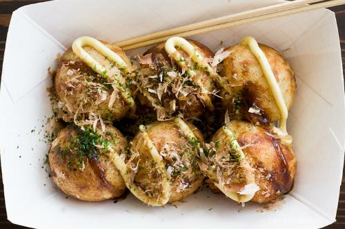 Món ăn đường phố Nhật Bản khiến thực khách Việt mê mẩn