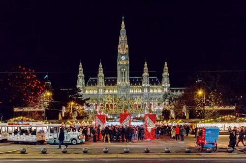 Mùa Giáng sinh ở châu Âu