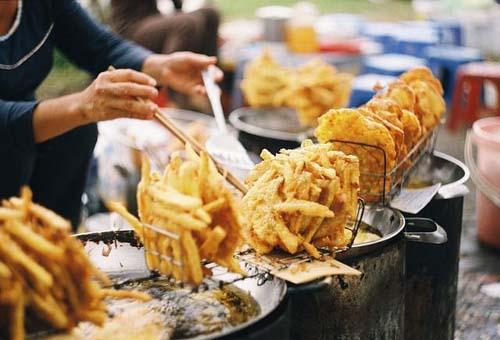 10 món ăn đường phố Hà Nội cho ngày đông lạnh