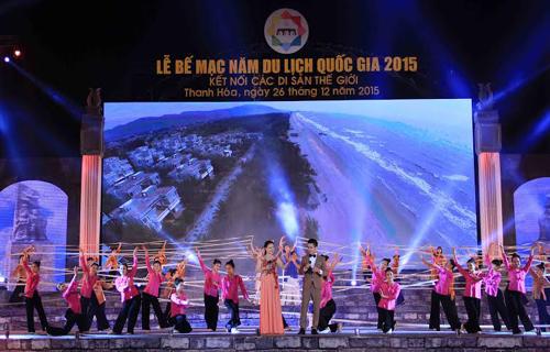 Bế mạc Năm du lịch quốc gia Thanh Hóa 2015