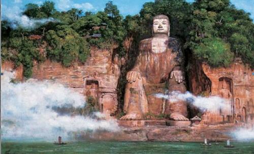 Bí ẩn sau bức tượng Phật rơi lệ ở Trung Quốc