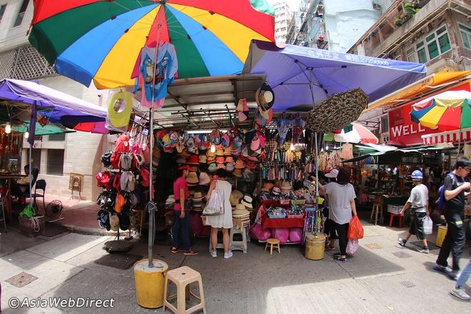 Hàng giá rẻ ở 10 ngôi chợ tốt nhất Hong Kong