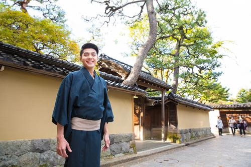 Khám phá Nhật Bản trong MV của Noo Phước Thịnh