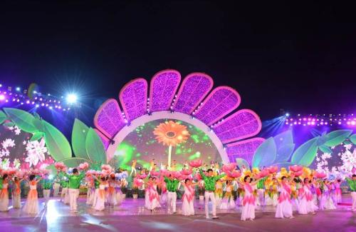 Máy bay được kết bằng hoa tươi lớn nhất Việt Nam
