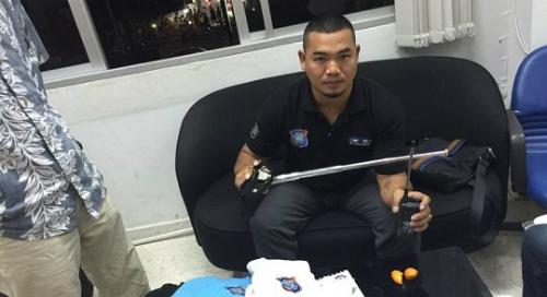 Người đàn ông đóng giả cảnh sát du lịch để thuê phòng giá rẻ