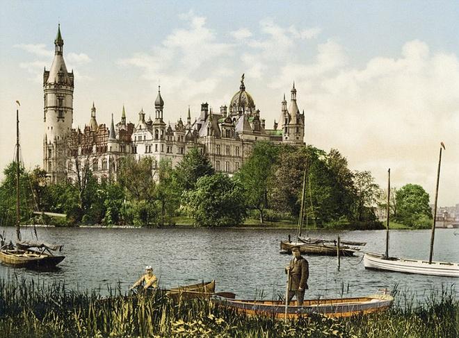 Nước Đức thanh bình những năm 1900