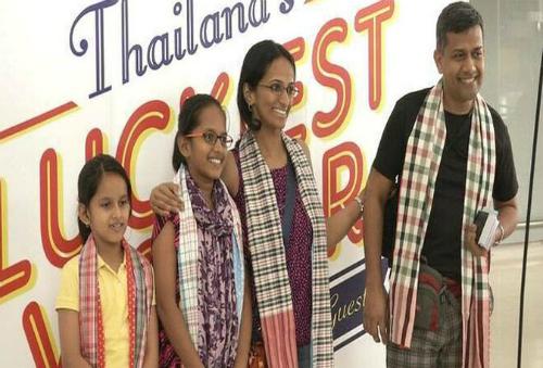 Thái Lan chào đón du khách thứ 28 triệu