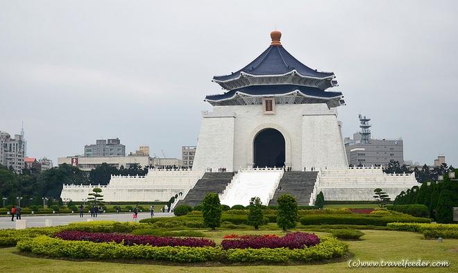 10 điểm du lịch phổ biến ở Đài Loan