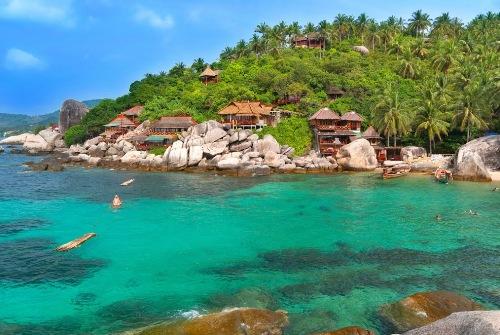 Biệt thự nghỉ dưỡng trên những bãi biển đẹp nhất hành tinh