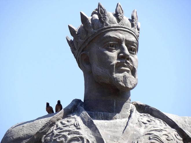 Di sản còn sót lại của vị vua tàn bạo nhất châu Á