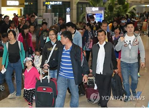 Hàn Quốc miễn visa để hút khách Trung Quốc