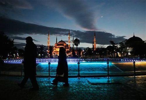 Istanbul đang là nơi nguy hiểm đối với du khách