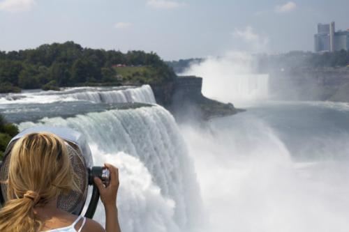 Mỹ lên kế hoạch chặn dòng thác Niagara để xây cầu