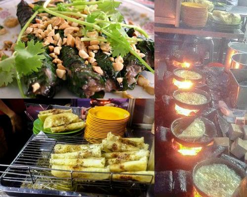 Quán ăn miền Trung ở Sài Gòn cho dịp cuối tuần