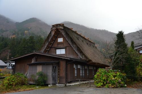 Thăm làng cổ Shirakawa ở Gifu, Nhật Bản