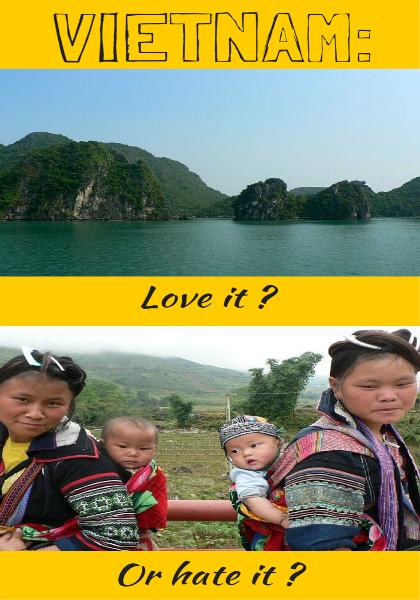 Việt Nam 'vừa yêu vừa ghét' trong mắt khách Tây