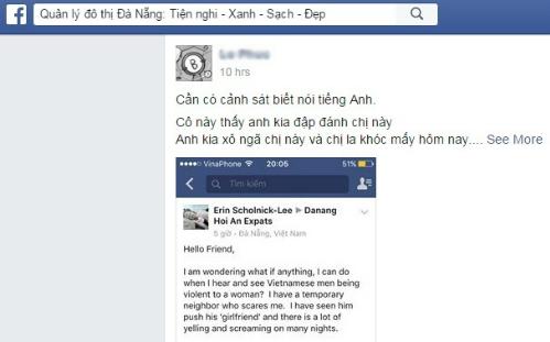 Đà Nẵng lập facebook để nhận phản ánh của du khách
