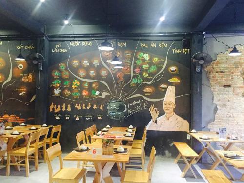 Quán ăn của giám khảo Vua đầu bếp Phạm Tuấn Hải