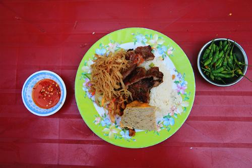 Sà bì chưởng – món ăn rất đỗi Sài Gòn