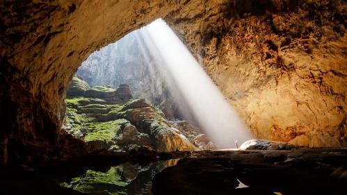 Sơn Đoòng được đề cử vào top 100 nơi hấp dẫn nhất thế giới