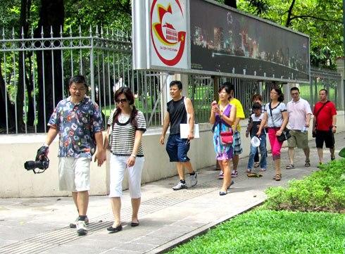 TP HCM sẽ có lực lượng bảo vệ khách du lịch