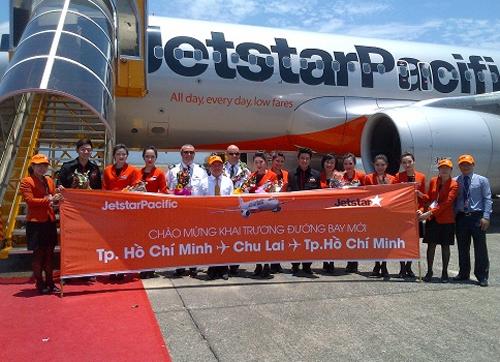 Jetstar Pacific tung hàng nghìn vé giá từ 33.000 đồng