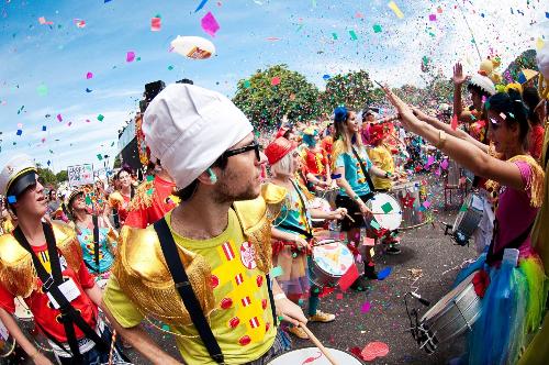 Lễ hội đậm chất Mỹ Latinh tại Thiên đường Bảo Sơn