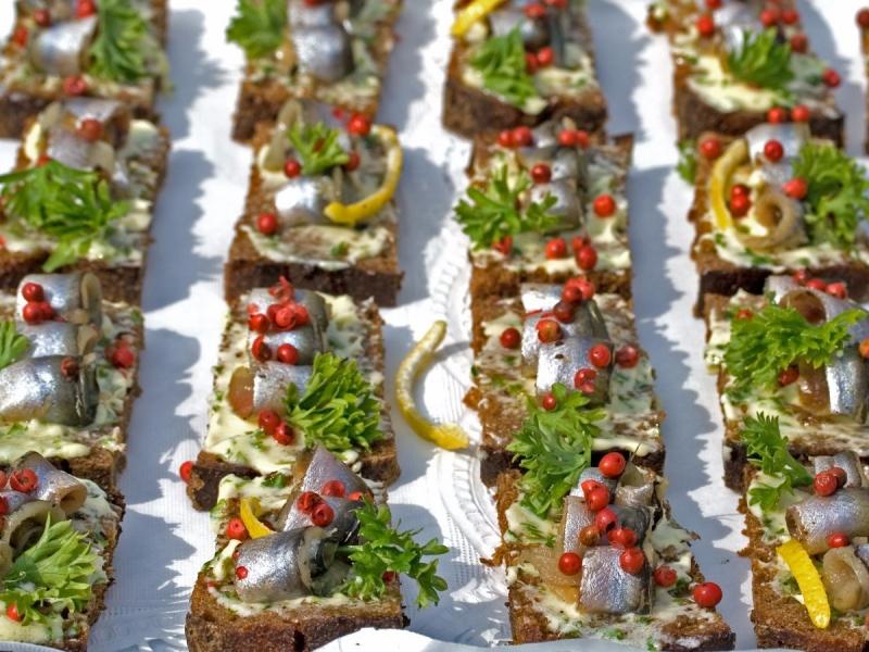 Đến Châu Âu - Đến với những món ăn đường phố hấp dẫn
