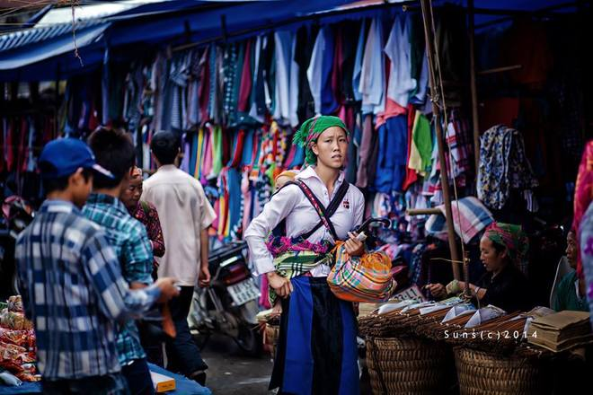 Ghé thăm những phiên chợ miền cao nguyên đá Hà Giang