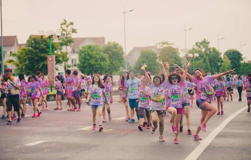 Lễ hội sắc màu cho giới trẻ Thủ đô