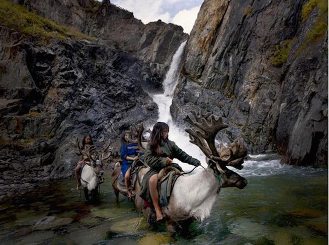 Nghiên cứu tộc 'Người tuần lộc' ở Mông Cổ
