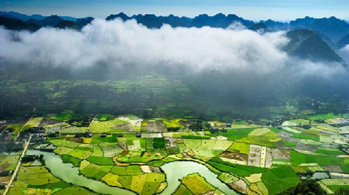 Những địa danh huyền bí của châu Á