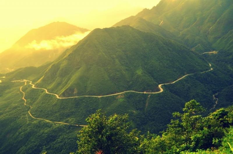 Núi, Cung lý tưởng của phượt thủ ưa mạo hiểm