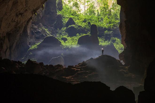 Sững sờ trước vẻ đẹp hùng vĩ của hang Sơn Đoòng