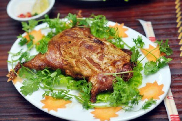 Thơm ngon thịt chuột đồng - Đặc sản Đình Bảng