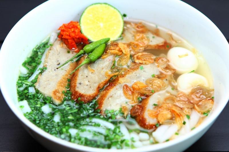 Bánh canh hẹ Phú Yên thơm - ngon - đẹp mắt
