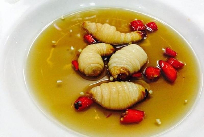 Béo thơm Đuông dừa, đặc sản miền Tây sông nước