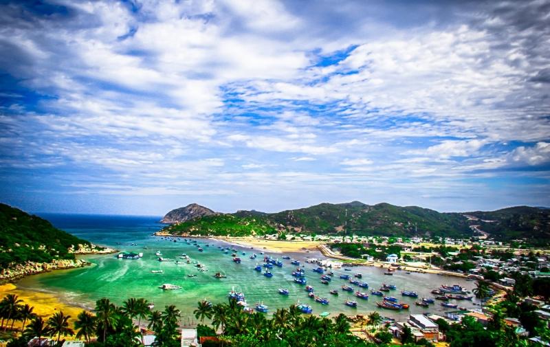 5 điểm đến hút khách của đất Ninh Thuận