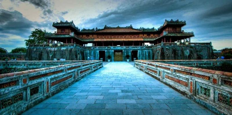 Dấu tích xưa trên kinh đô Việt cổ