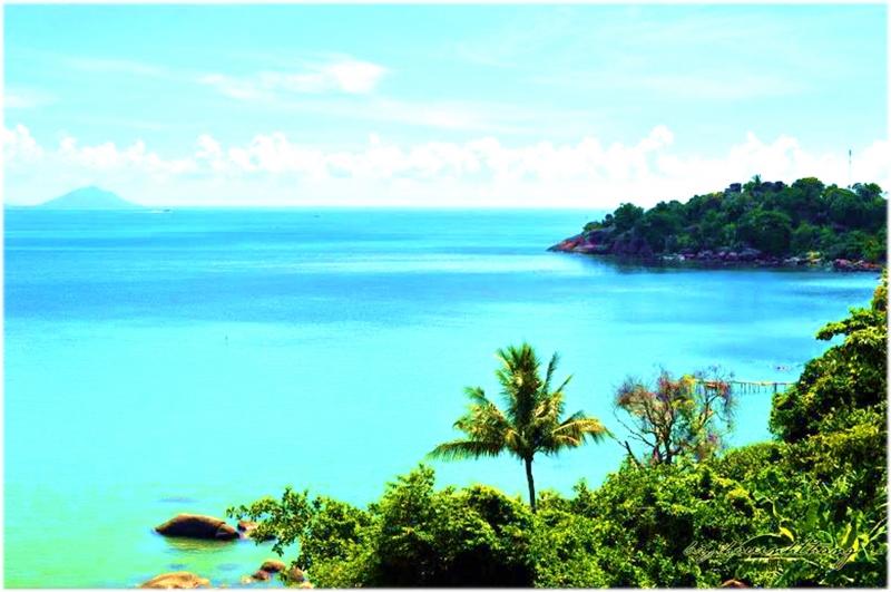 Đến Đảo Hải Tặc khám phá vẻ đẹp hoang sơ hiếm có