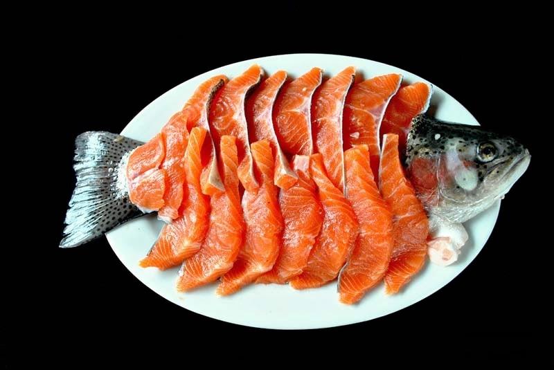 Đến Sa Pa 'mục sở thị' cá hồi vân nổi tiếng trời Tây