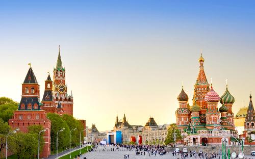 Nước Nga kỳ ảo mùa đêm trắng