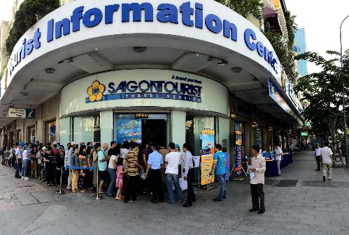 Saigontourist ưu đãi đến 6 triệu đồng cho du khách